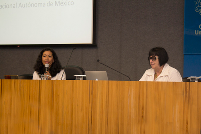 Carolina Escobar - April, 21
