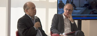 Workshop with minister Renato Janine Ribeiro on the University of the Future - April 24, 2015