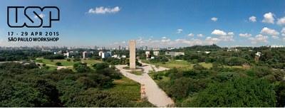 São Paulo Skyline from USP