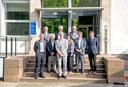 Carsten Dose, Hermann Grabert, Till Roenneberg, Bernd Kortmann, Takao Kondo, Martin Grossmann, Regina Pekelmann Markus, Takaho Ando and Dapeng Cai