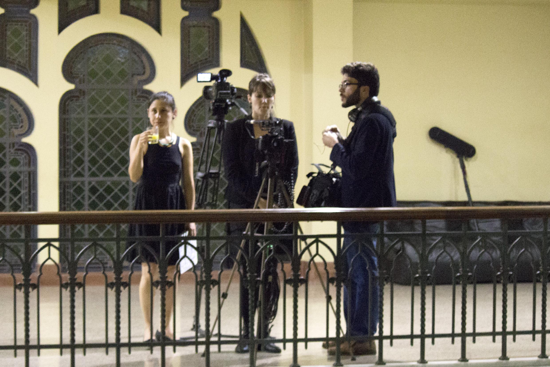 Audiovisual critical rapporteurs