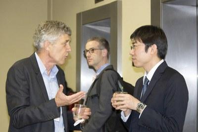 Ruud Buijs, Carsten Dose and Dapeng Cai
