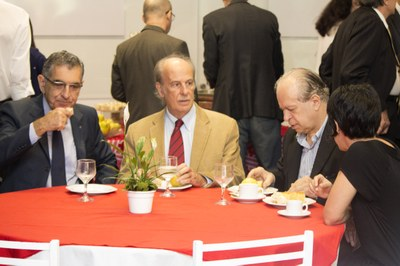 Breakfast with Minister Renato Janine Ribeiro - April 24, 2015