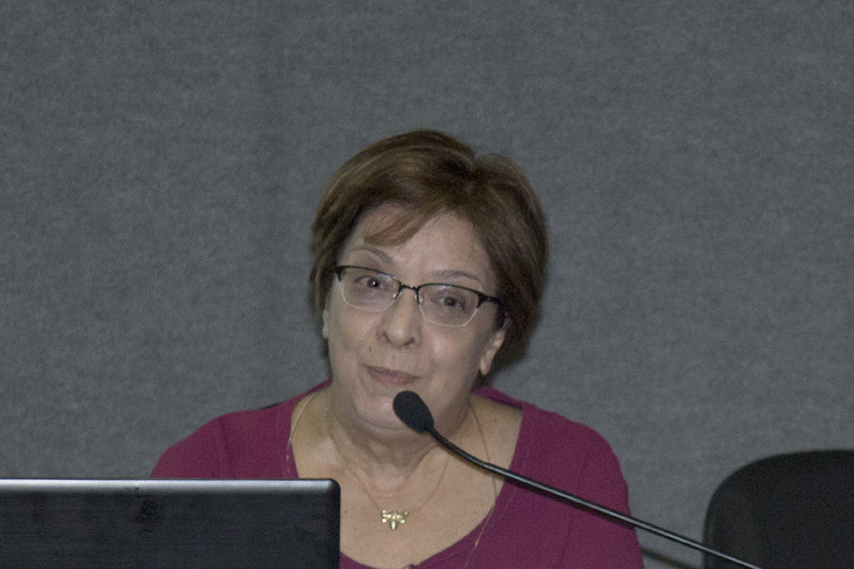 Talk with Vera Lucia Imperatriz-Fonseca - April 25, 2015