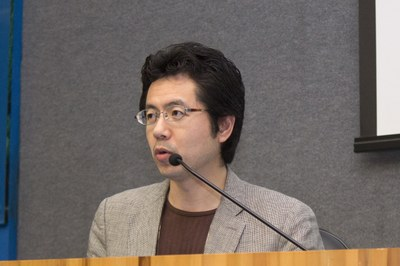 Kazuhisa Takeda's presentation - April 26, 2015