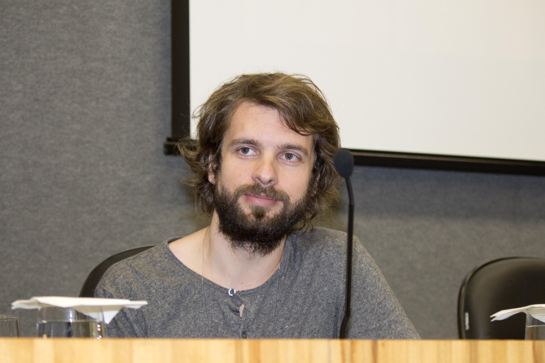 Rafael Urban's presentation as an audiovisual critical rapporteur - April 27, 2015