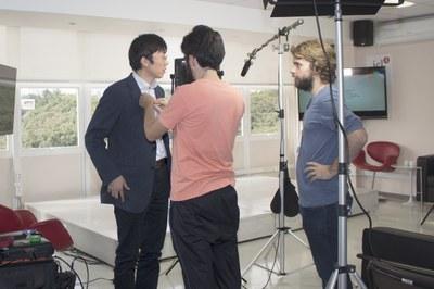 Dapeng Cai's interview - April 29, 2015