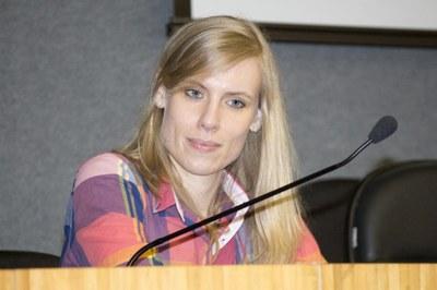 Eva von Contzen's presentation - April 25, 2015