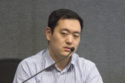 Liu Yangyang's presentation - April 25, 2015