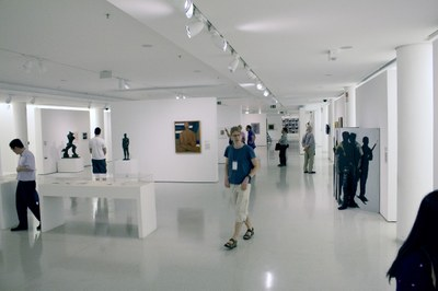 USP's Museum of Contemporary Art (MAC) - April 18, 2015