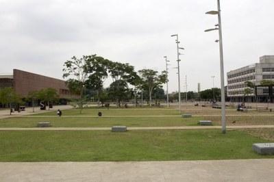 """Parque da Juventude"" (former Carandiru penitentiary) - April 19, 2015"