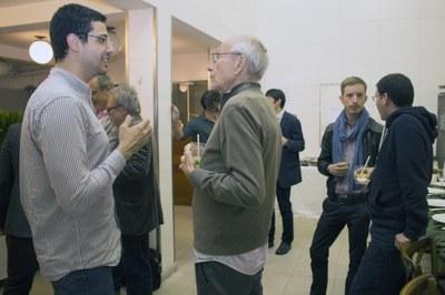 Eduardo Almeida and Jerry Hogan