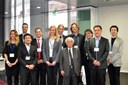 Participants of the Intercontinental Academia with Nobel Prize Laureate Toshihide Maskawa