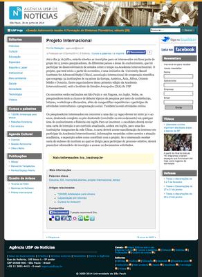 USP News Agency